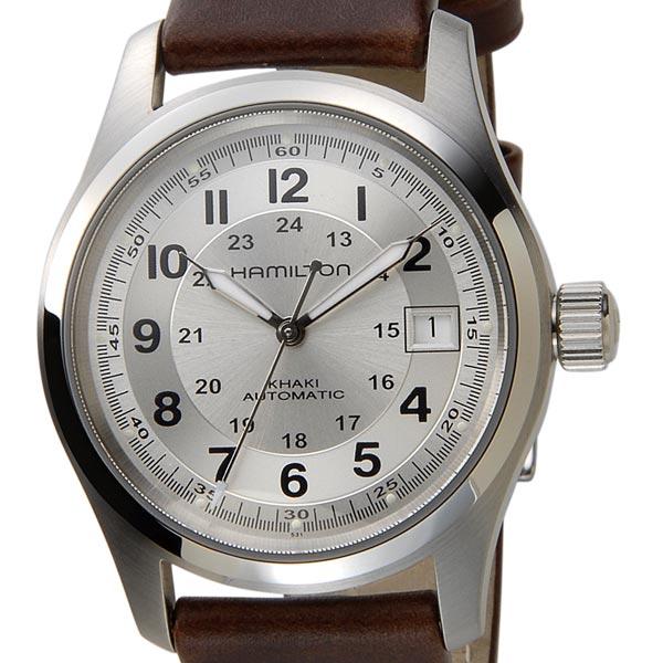 ハミルトン HAMILTON 腕時計 Khaki Field Auto カーキ フィールド オートマチック 自動巻き H70455553 メンズ ウォッチ 腕時計