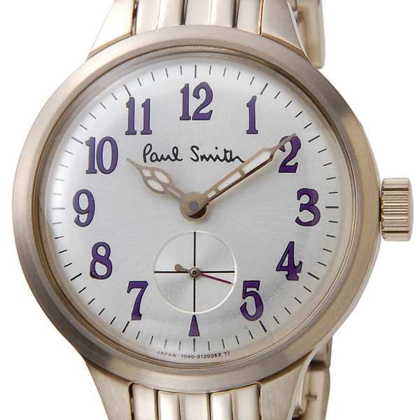 ポールスミス Paul Smith 時計 腕時計 BB5-525-91 シャンパン レディース 信頼の日本製 ブティックモデル 新品 【送料無料】 [ポイント5倍キャンペーン][8/3~8/17]
