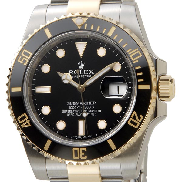 ロレックス ROLEX 116613 LN サブマリーナデイト ニューモデル メンズ 腕時計