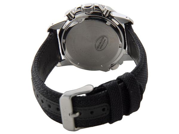 精工 SSC293P2 精工 PROSPEX ProspEx 太阳能报警计时黑色男装手表