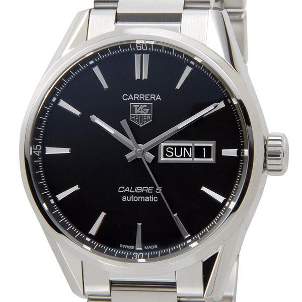 【即発送可能】 タグホイヤー TAG Heuer カレラ メンズ 腕時計 WAR201A.BA0723 Carrera カレラ Calibre 5 キャリバー5 デイデイト オートマチック, 太良町 a1cacb90