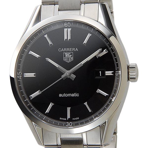 タグホイヤー TAG Heuer 腕時計 カレラ オートマチック ブラック メンズ WV211B.BA0787 メンズ ウォッチ