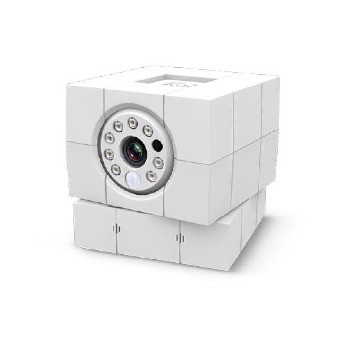 防犯 カメラ ワイヤレス 送料無料 簡単WiFiカメラ スーパーSALE期間ポイント5倍 あんしんカム2 信頼 ACC1308F2WHUS 贈与