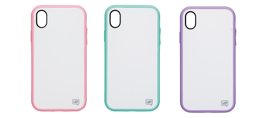 スマホケース iPhoneケース IJOY 360° 衝撃吸収 保護フィルム付き 着せ替え 安心 i32CiJ06 サンクレスト パステルミント i32CiJ07 パステルパープル マーケティング 保護フィルム付 i32CiJ08 2020モデル iPhoneXS パステルピンク Max対応