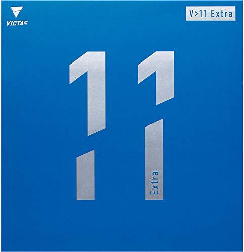 色:カラー:20 在庫一掃 ふるさと割 サイズ:スポンジ厚:MAX ヴィクタス VICTAS 卓球 ラバー 11 裏ソフト 020811 EXTRA V