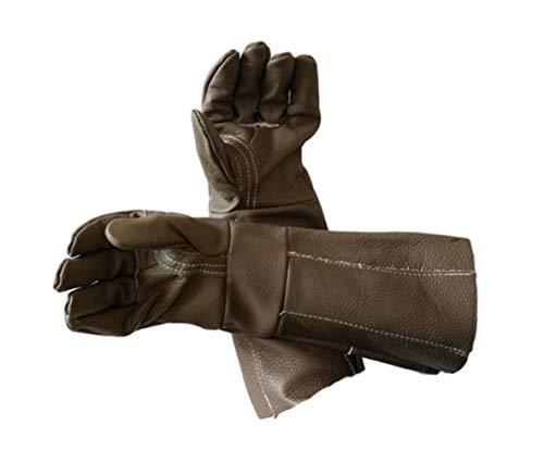 低価格 色:グレー サイズ:L アヴェイロ Aveiro ペット グローブ 手袋 革 交換無料 作業用 皮 噛み付き 犬 猫 グレー レザー 保護 ペットグローブ 防止 L 指先