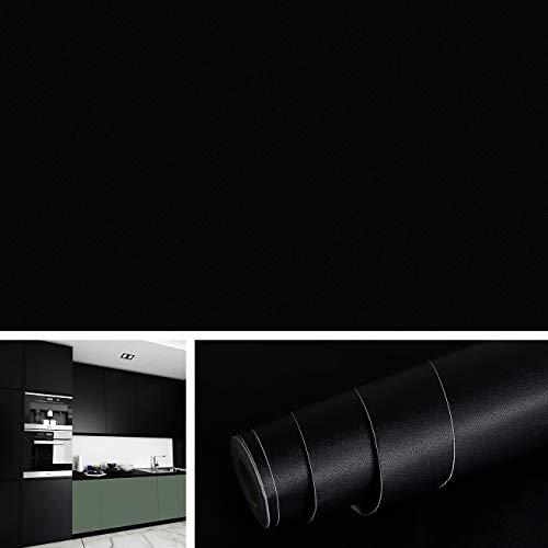 サイズ:40CMx10M 壁紙シール 黒 40cmx10m リメイクシート マット 剥がせるシール 無地 卓出 めかくしシート 賃貸 防水 リフォームシート 窓用フィルム 新商品 真っ黒低透過率 ガラスフィルム 遮光シート