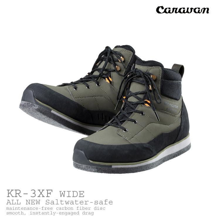 caravan / キャラバンウェーディングシューズ KR_3XF WIDE