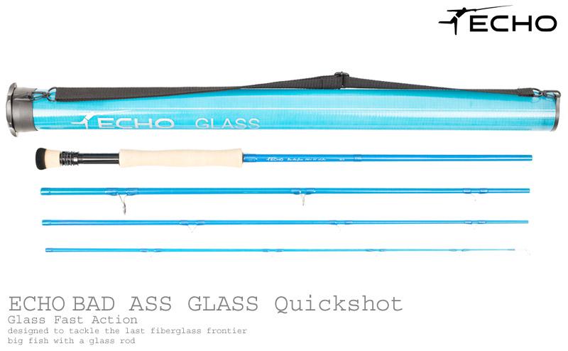 ECHO / エコー Bad Ass Glass Quickshot