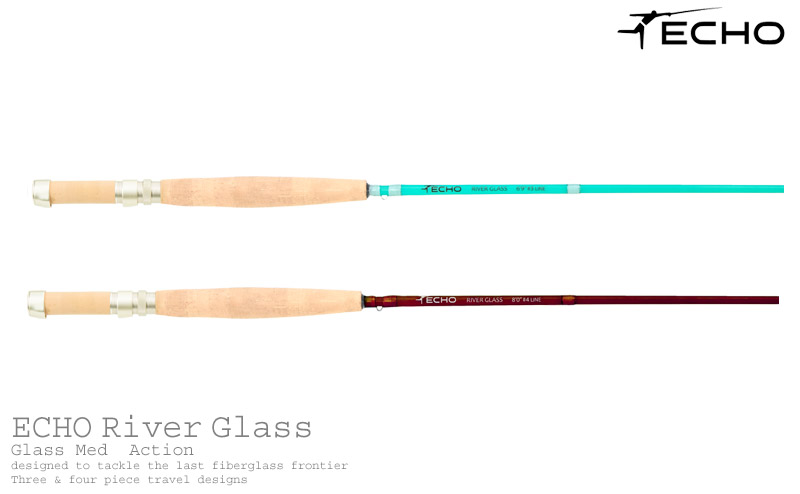 ECHO / エコー River Glass