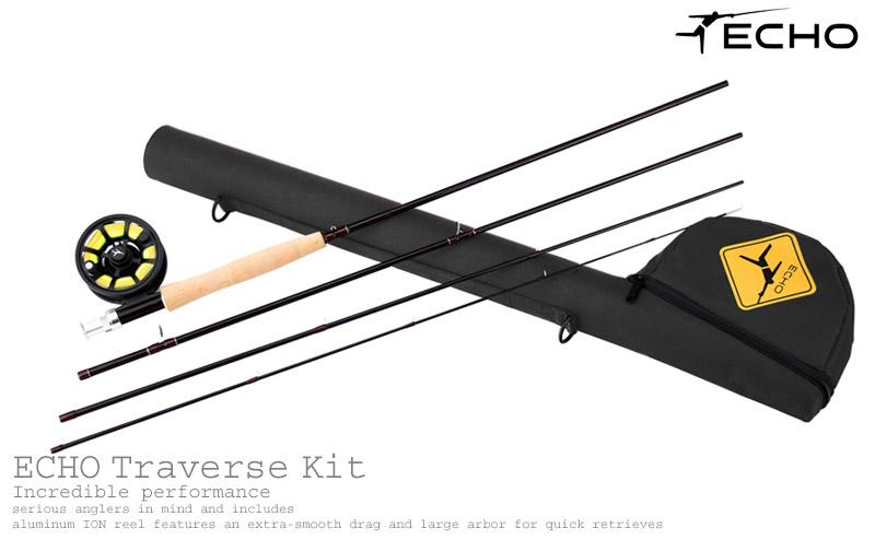 ECHO / エコー Traverse Kit