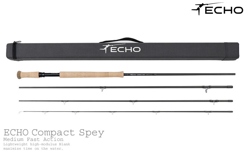 ECHO / エコー Compact Spey TwoHand