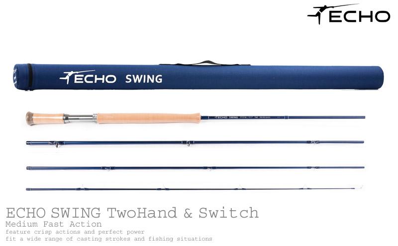 ECHO / エコー SWING Two Hand & Switch