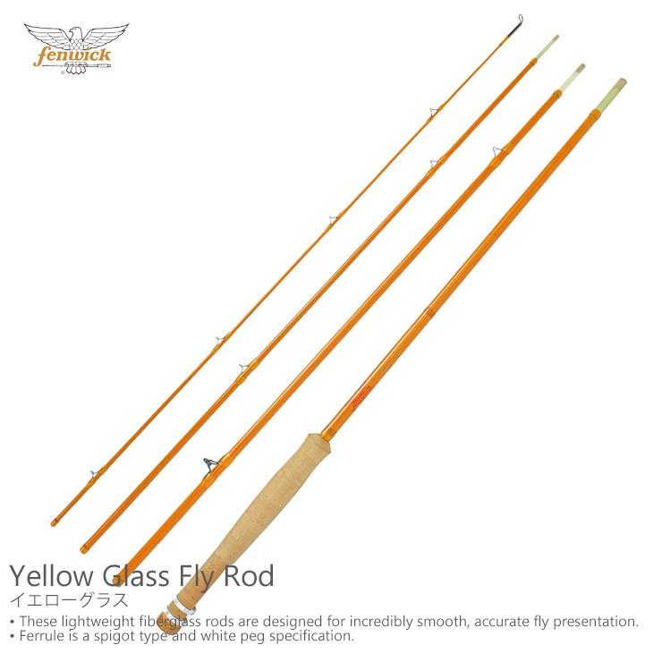 fenwick / フェンウィック Yellow Glass イエローグラス