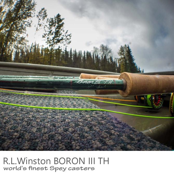 R.L.Winston / ウィンストン ボロンIII TH