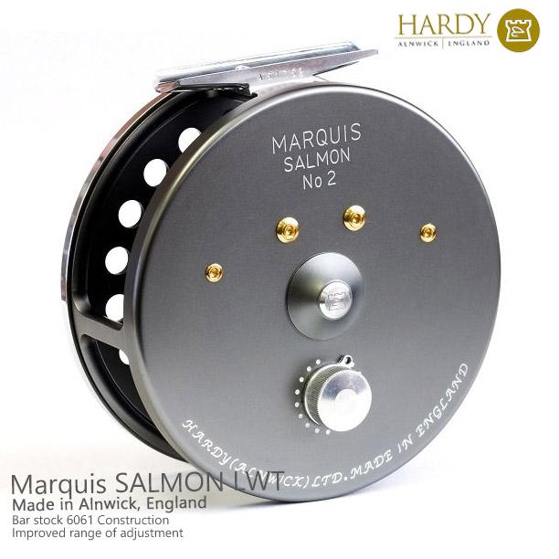 英国製 HARDY ハーディーMarquis LWT SALMONマーキスLWT サーモン2