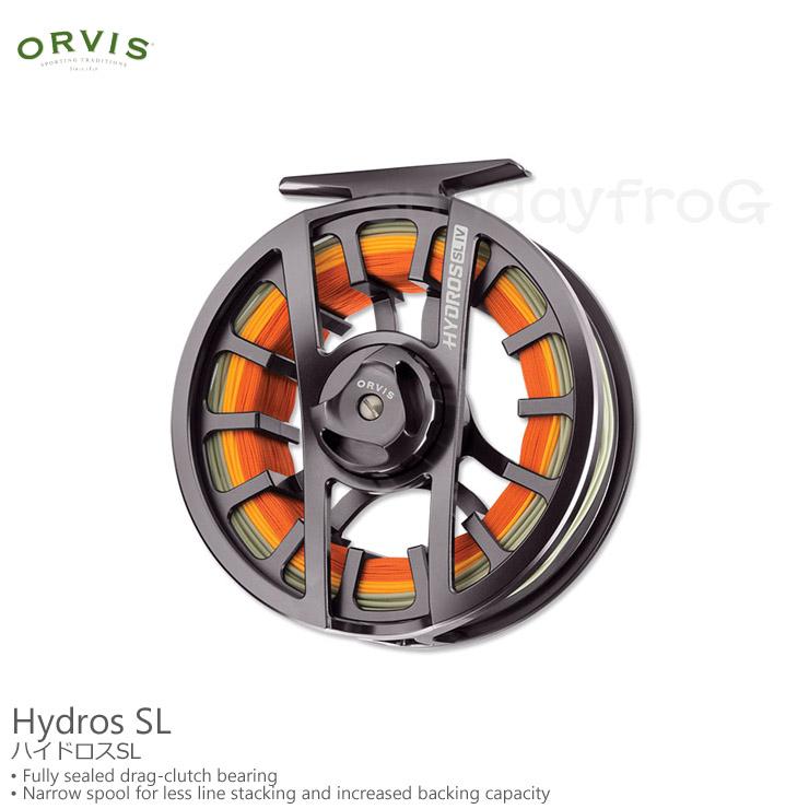 ORVIS / オービスハイドロスSL III リール