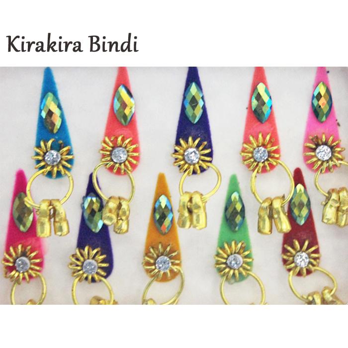 メール便でお送りできます 人気急上昇 キラキラ ビンディ:しずく 絶品 飾り付き しずく ビンディー ベリーダンス インド サリー アクセサリー 民族衣装 シール ボディ