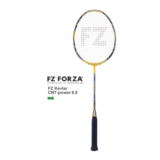 【即日出荷】 FZ FORZA FZ Kevlar CNT-power 8.0 [88ホール] 【オススメガット&ガット張り工賃無料】