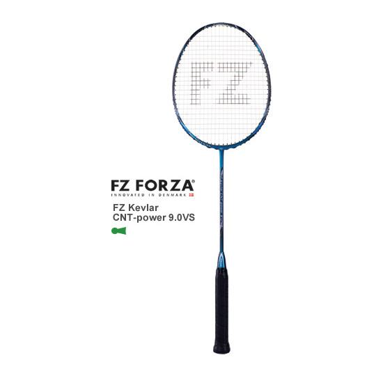 【即日出荷】 FZ FORZA FZ Kevlar CNT-power 9.0VS [88ホール] 【オススメガット&ガット張り工賃無料】