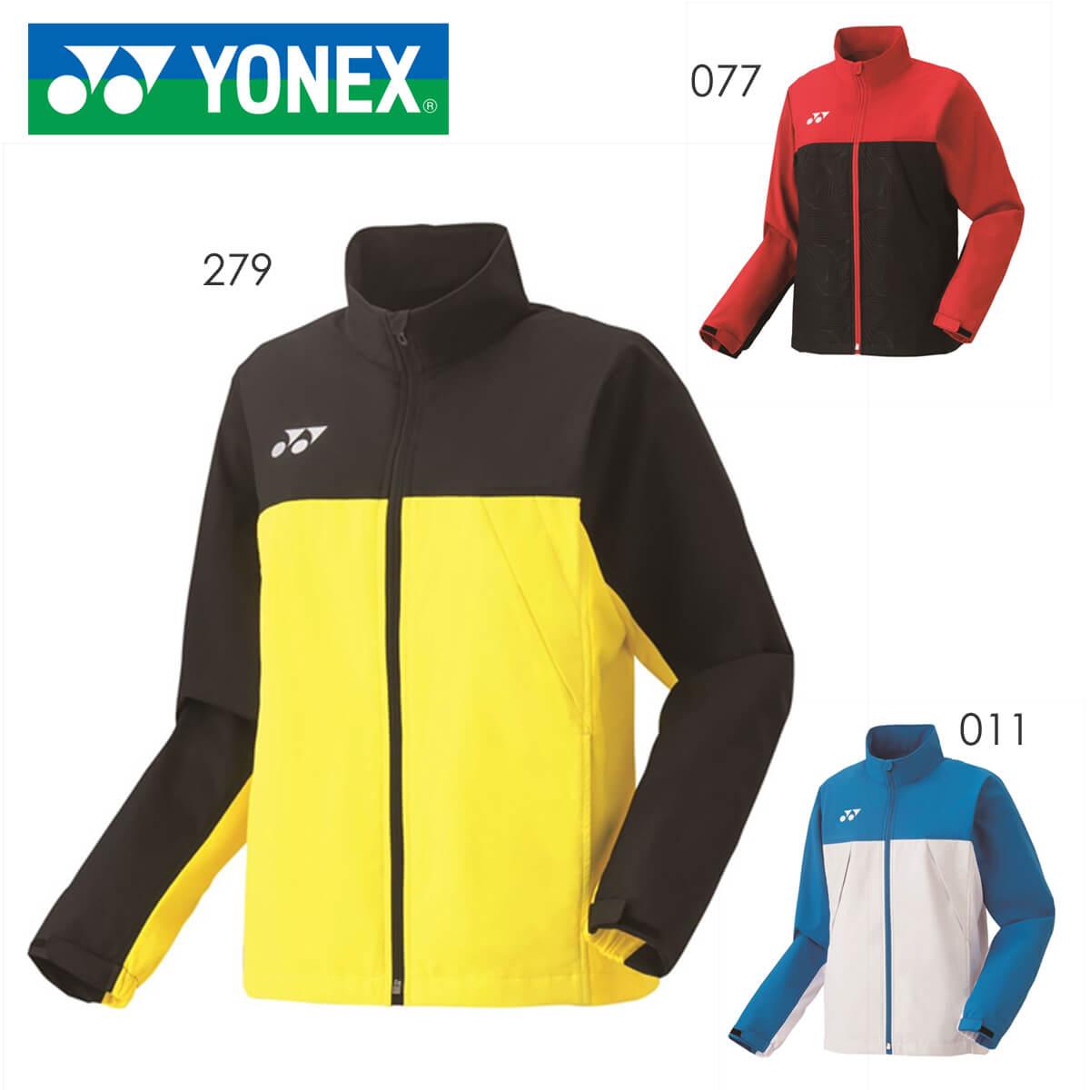 f2890e5cdc4795 YONEX 57036 ウォームアップシャツ(レディース) テニス・バドミントンウェア ウィメンズ ヨネックス 18SS【