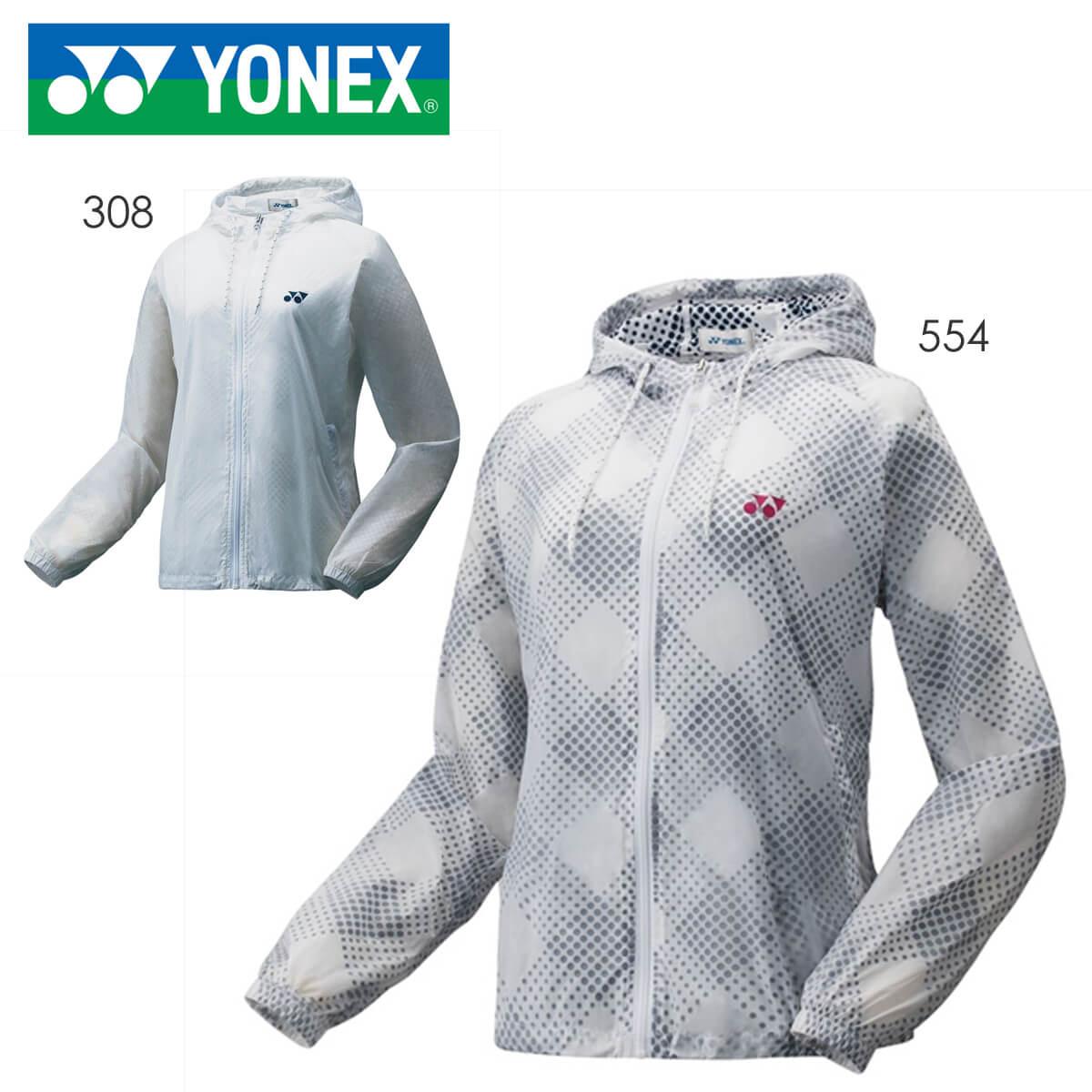 YONEX 57041 ウォームアップパーカー(レディース) テニス・バドミントンウェア ウィメンズ ヨネックス 18SS【取り寄せ】