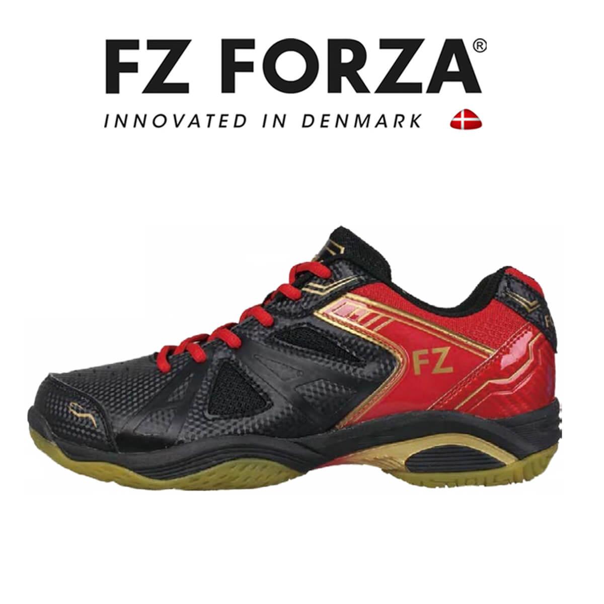FZ FORZA 302611 バドミントンシューズ(ユニ/メンズ) フォーザ【日本バドミントン協会審査合格品】