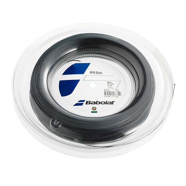 Babolat BA243101-R RPMブラスト120/125/130(ロールタイプ) ストリング テニス バボラ【取り寄せ】