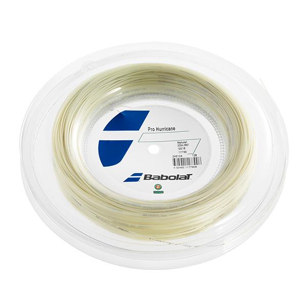 Babolat BA243104-R プロハリケーン120/125/130/135(ロールタイプ) ストリング テニス バボラ【取り寄せ】