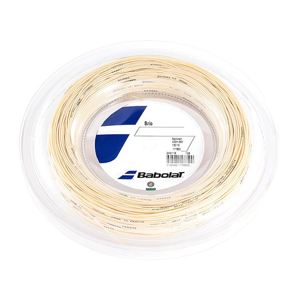 Babolat BA243118-R ブリオ125/130/135(ロールタイプ) ストリング テニス バボラ【取り寄せ】