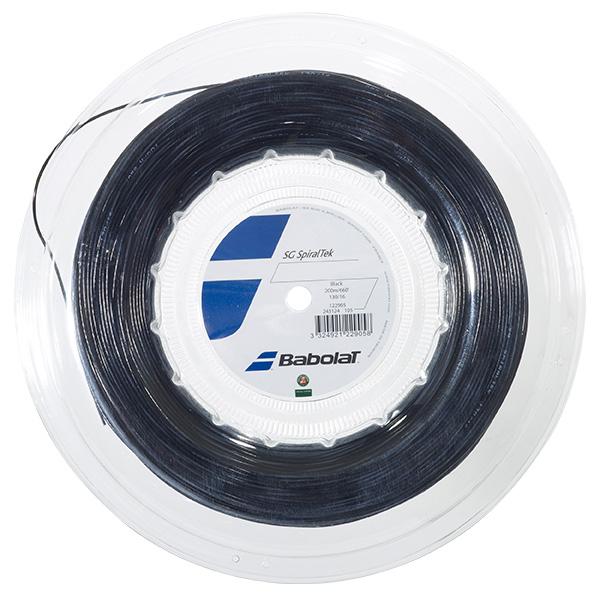 Babolat BA243124-R SGスパイラルテック125/130(ロールタイプ) ストリング テニス バボラ【取り寄せ】