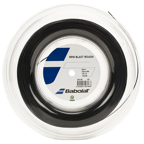 Babolat BA243136-R RPMブラストラフ125/130(ロールタイプ) ストリング テニス バボラ【取り寄せ】