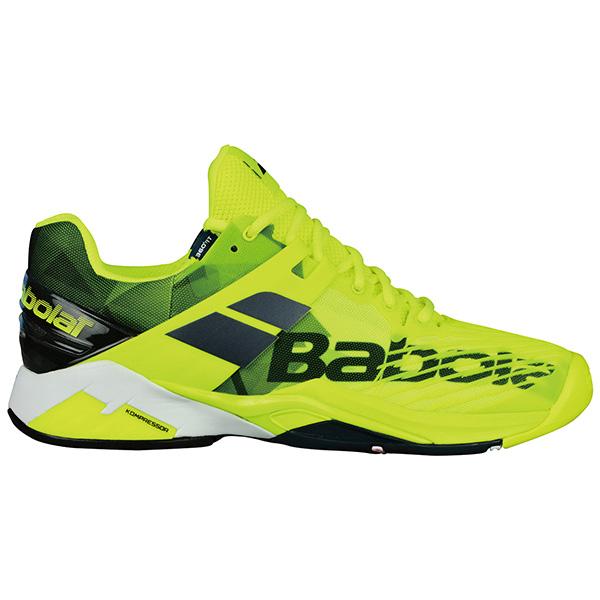 Babolat BAS18208 プロパルスフューリーオールコートM ROPULSE FURY テニスシューズ バボラ【取り寄せ】