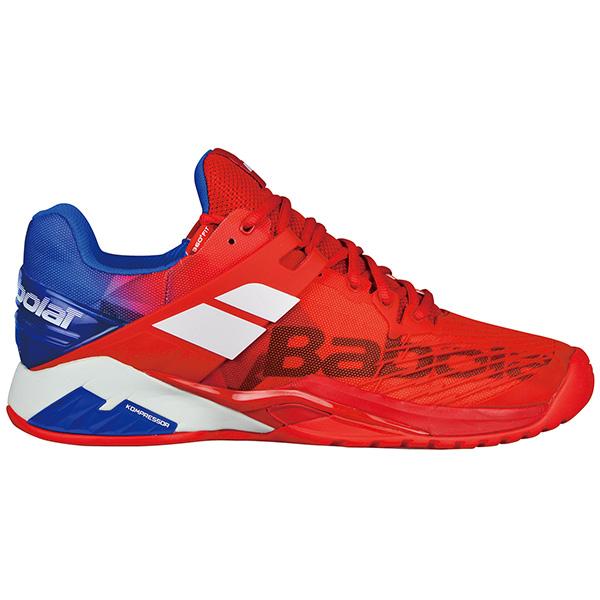 Babolat BAS18624 プロパルスフューリーオムニM ROPULSE FURY テニスシューズ バボラ【取り寄せ】