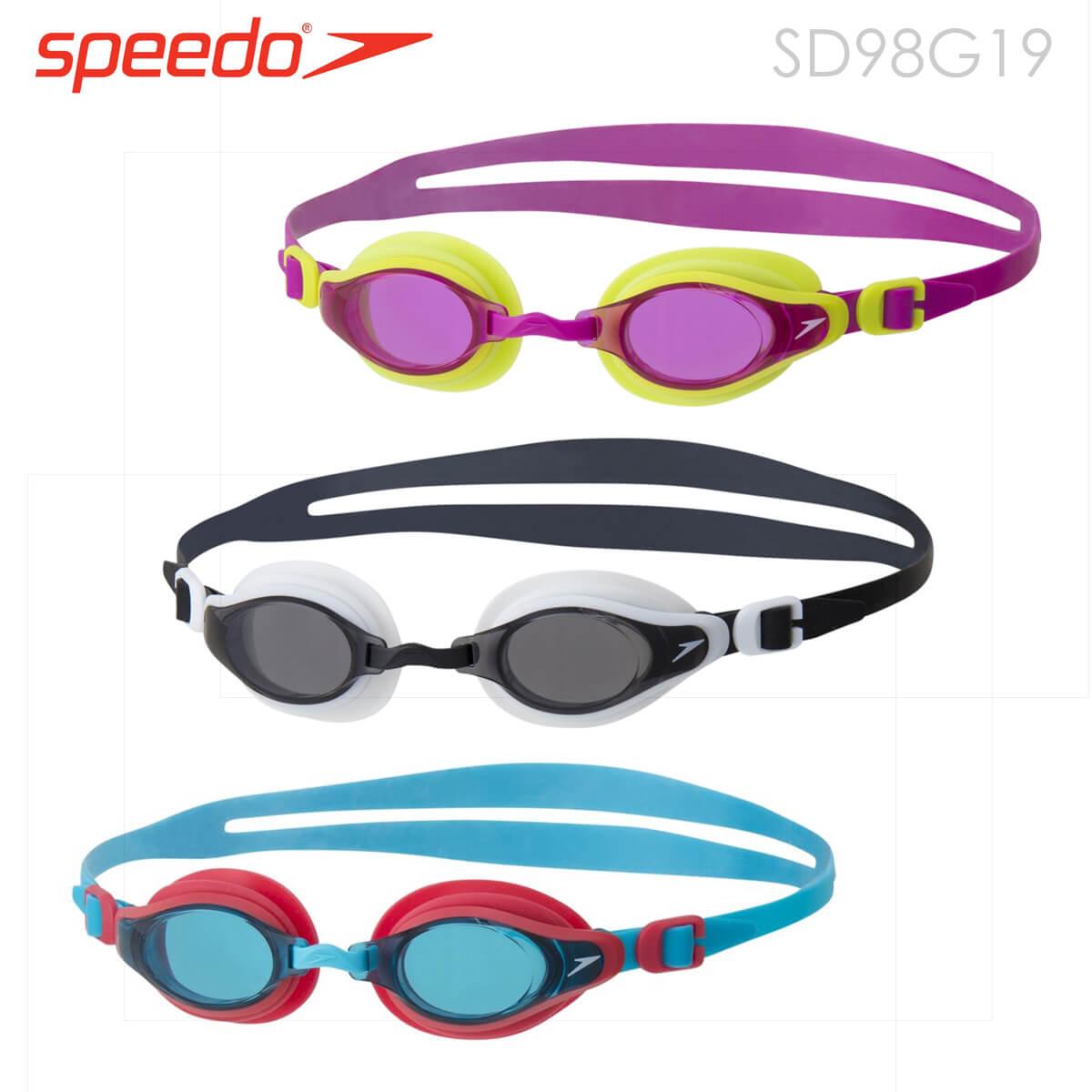 SPEEDO SD98G19 スイム ゴーグル・レンズ マリナースプリームジュニア スピード18SS【取り寄せ】
