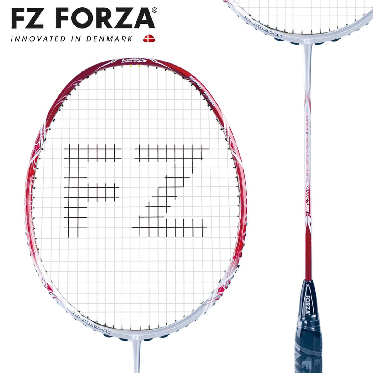 FZ FORZA N-FORZE 10000 FURIOUS 88ホール FZ フォーザ バドミントンラケット【オススメガット&ガット張り工賃無料】