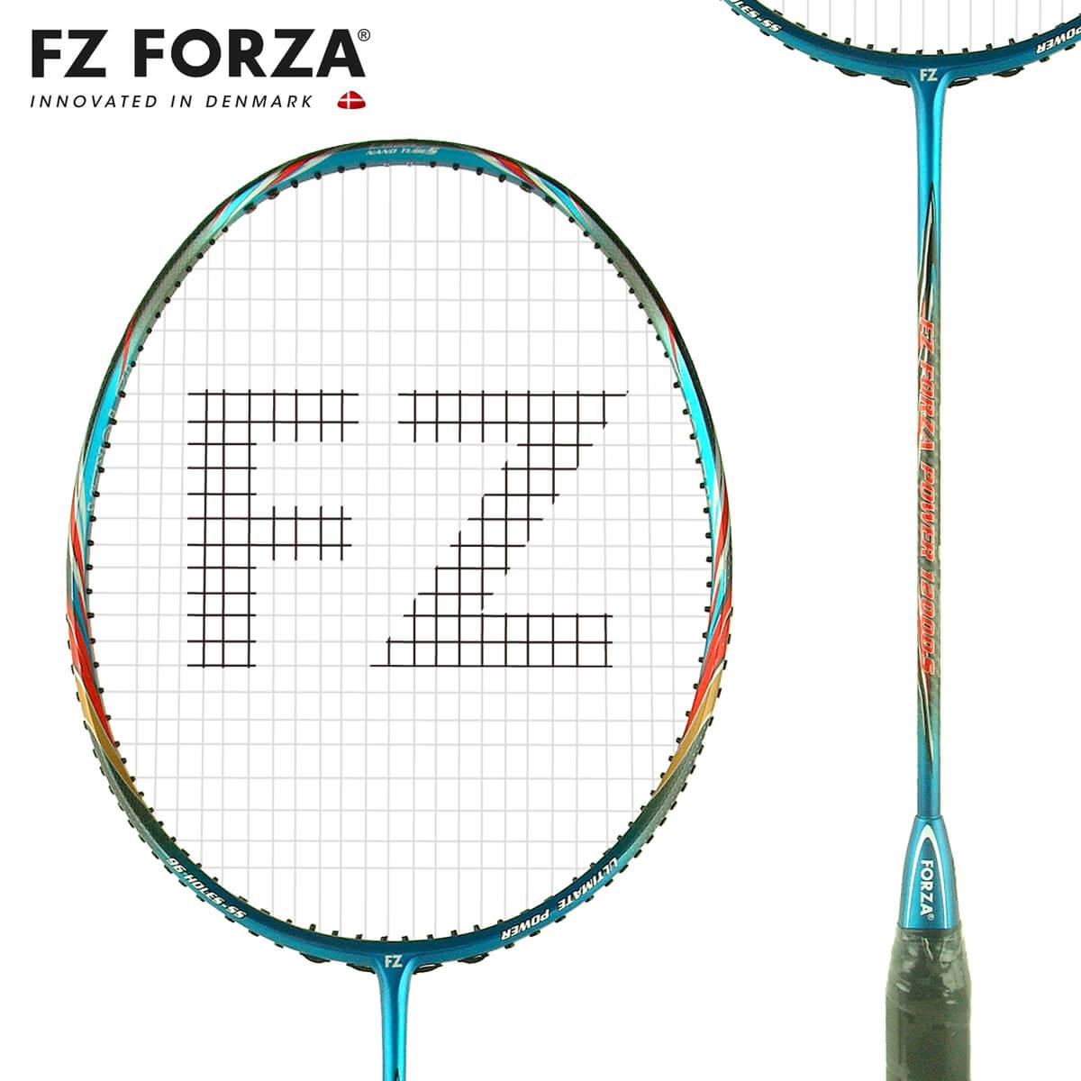 FZ FORZA Power12000 S 4UG5 96ホール FZ フォーザ バドミントンラケット【オススメガット&ガット張り工賃無料】