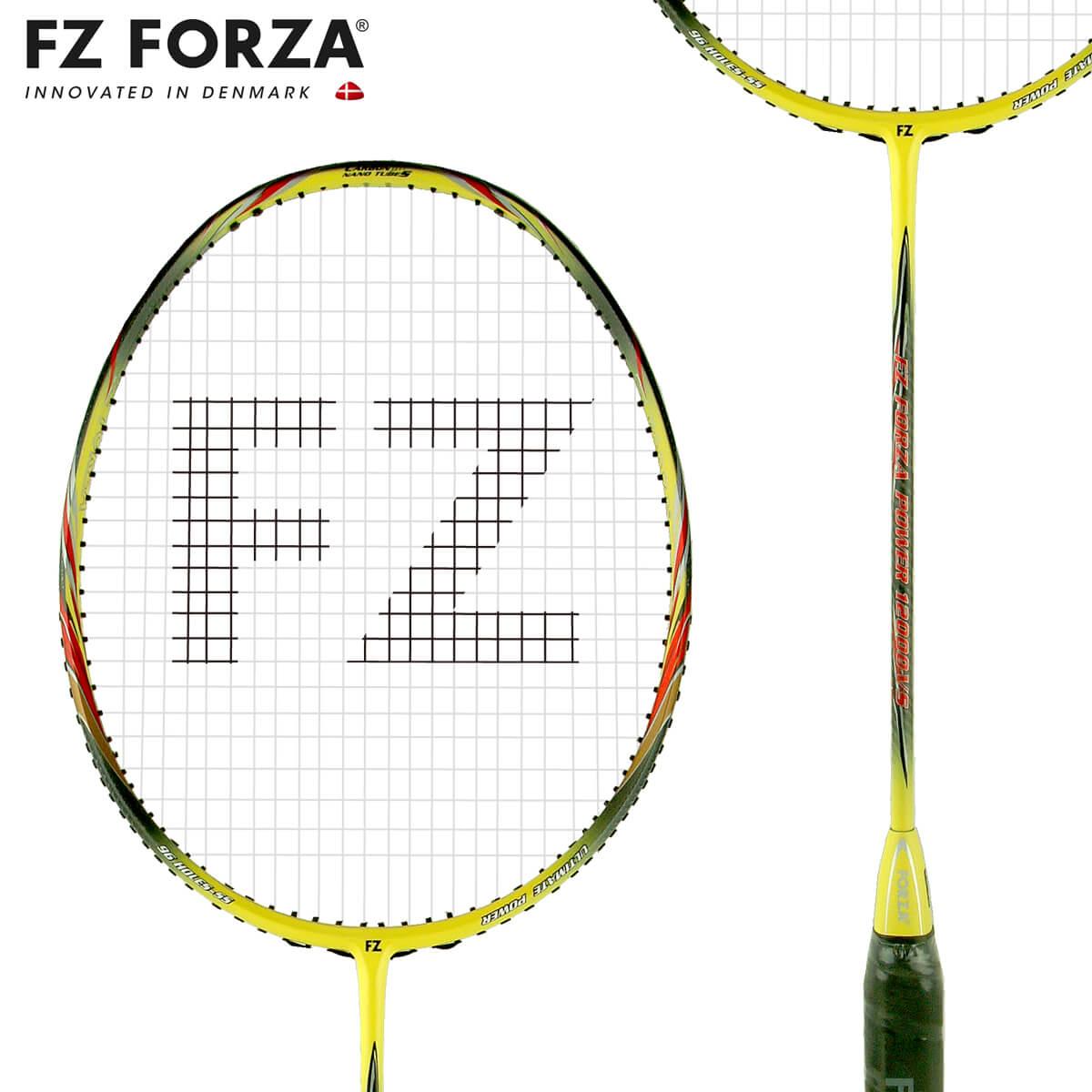 FZ FORZA Power12000 VS 3UG5 96ホール FZ フォーザ バドミントンラケット【オススメガット&ガット張り工賃無料】