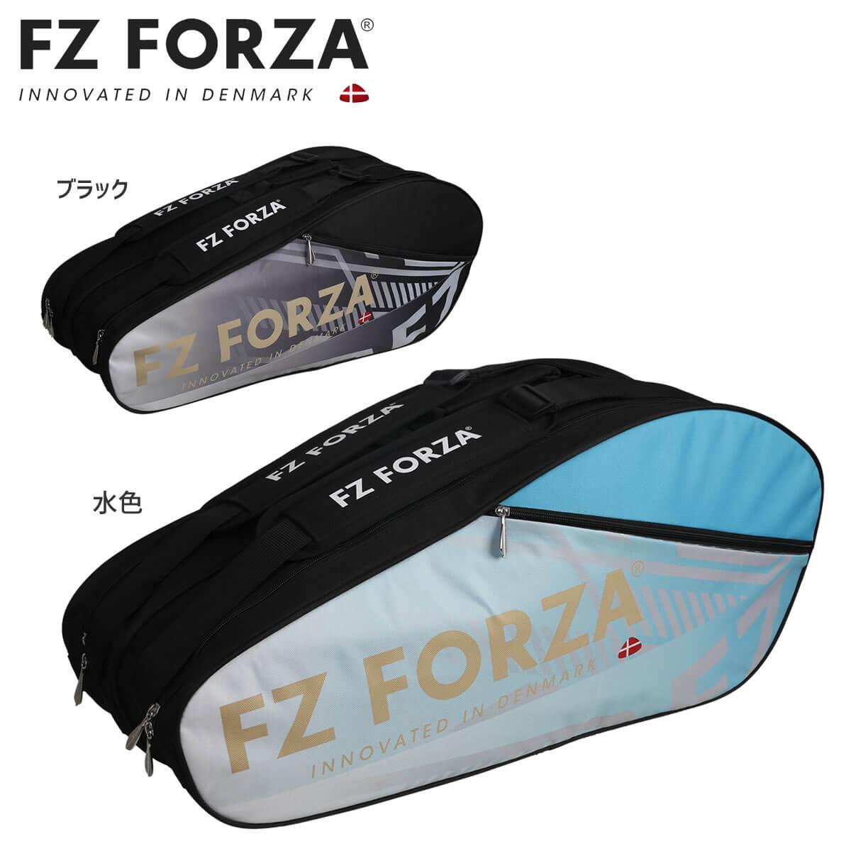 FZ FORZA 302814 ラケットバッグ(6本入) バドミントンバッグ フォーザ