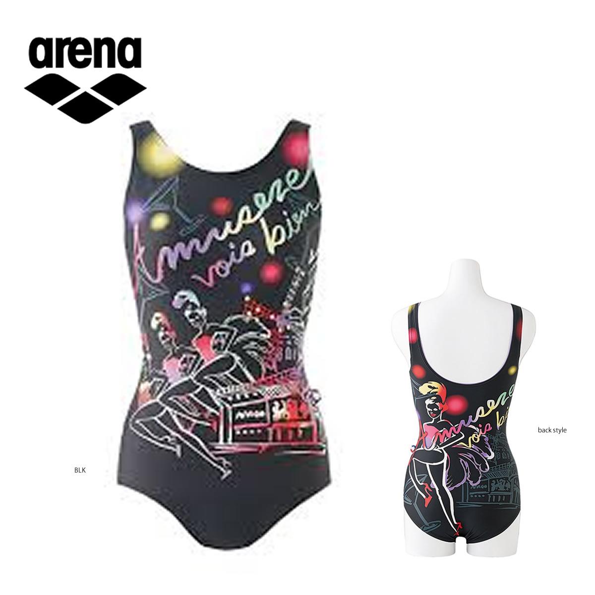 【特価】arena FLA-5718W スイムウェア(レディース) 水泳 アリーナ【メール便可】