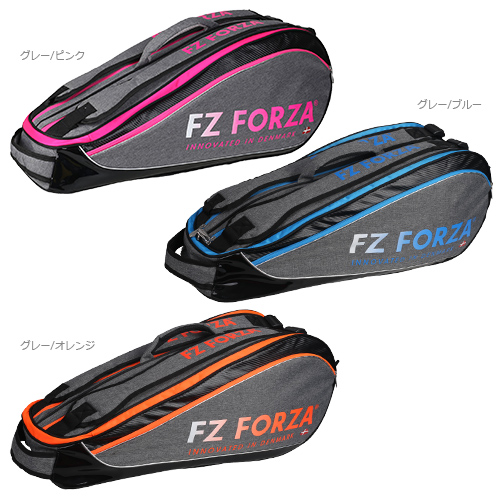FZ FORZA 302616 ラケットバッグ(6本用) バドミントン フォーザ