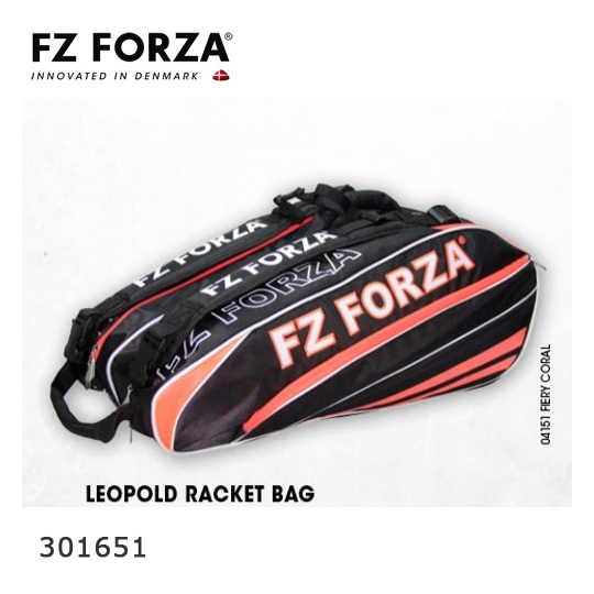 FZ FORZA 301651 ラケットバッグ (9本対応) FZ フォーザ