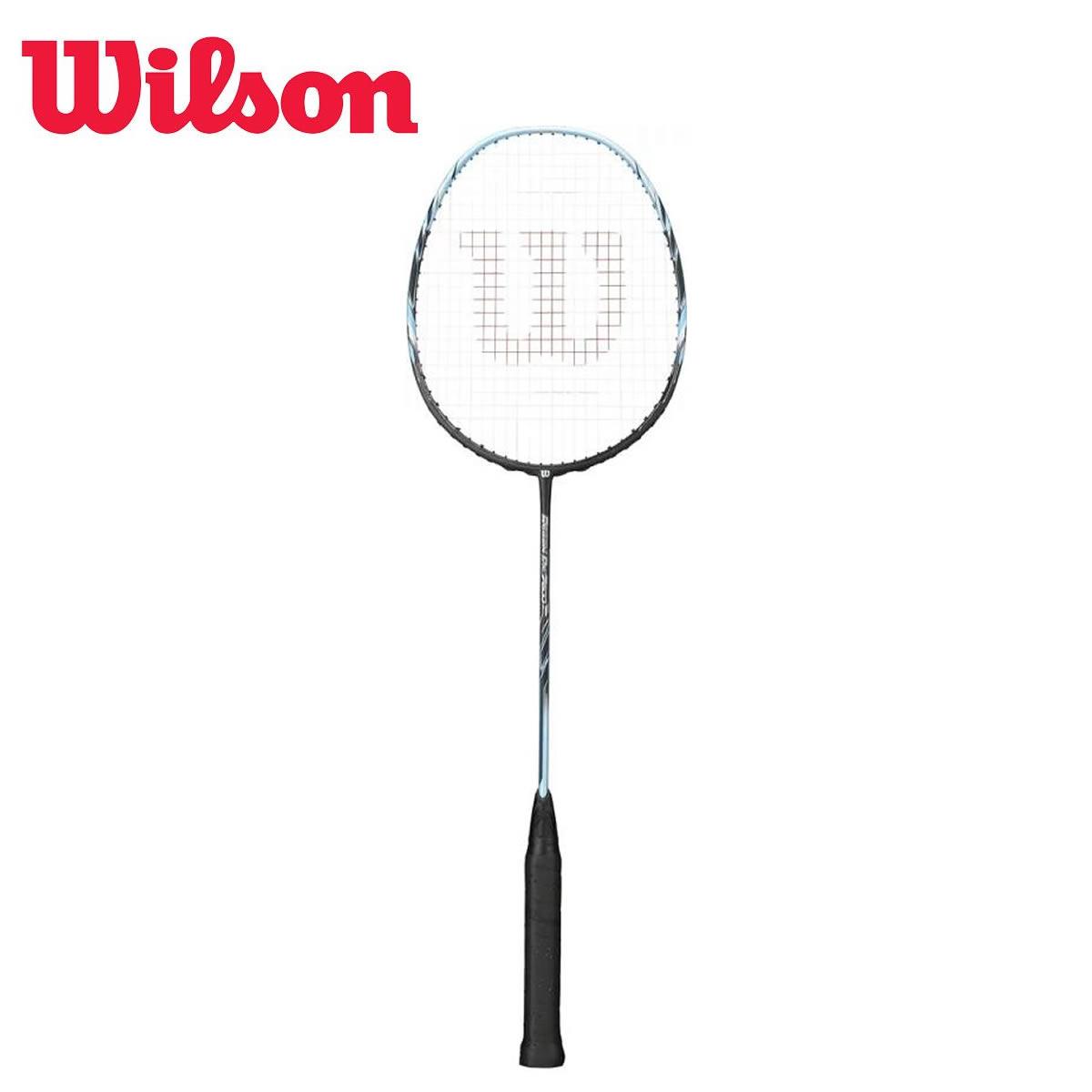 Wilson WRT8005202 RECON PX7600 バドミントンラケット ウィルソン 【ガット張り工賃無料】