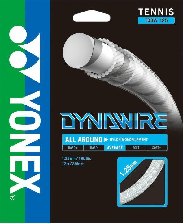 YONEX TGDW130 テニス ストリング 単張 メール便可 取り寄せ ダイナワイヤー130 ヨネックス SALENEW大人気 今季も再入荷