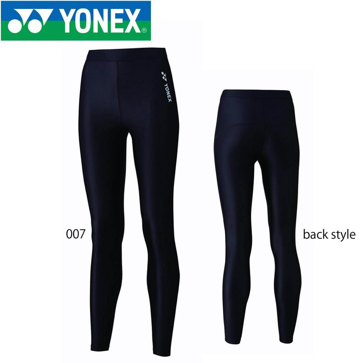 YONEX STBF2516 ウィメンズロングスパッツ ウェア レディース テニス バドミントン 日本産 2019FW 日本バドミントン協会審査合格品 メール便可 取り寄せ ヨネックス 日本メーカー新品 2021SS