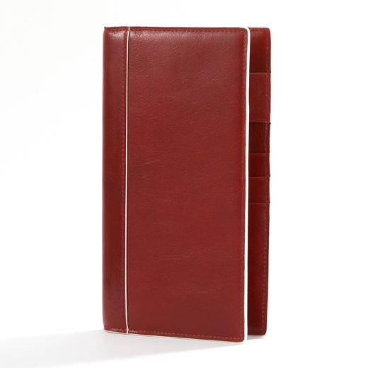 【本革】【プレゼント】【ビジネス】アシュフォード ASHFORDシステム手帳 イシュー バイブルサイズNO,7176-044 RED(お取り寄せにてお伺い致します。)