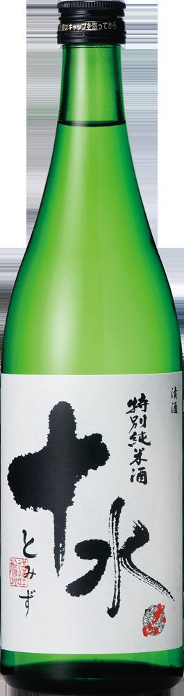 たっぷりの米の旨味と酸味が調和濃醇で後キレよい十水仕込みの特別純米酒 大山 十水 720ml 激安 こだわり地酒 日本酒 買い取り 名門酒