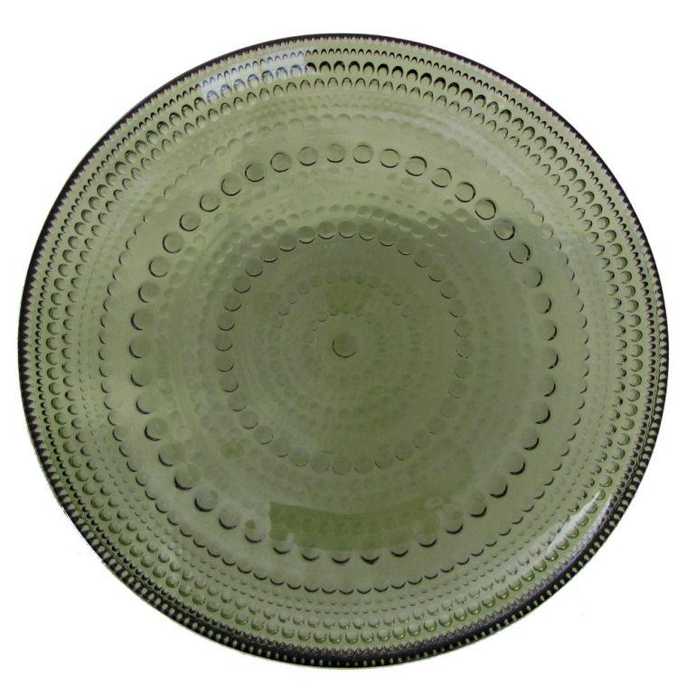 北欧 ガラス 食器 カップ 磁器 陶器 シンプル 耐久性 食洗機 iittala パスタ 菓子皿 モスグリーン 17cm プレート 商店 皿 好評受付中 カステヘルミ デザート イッタラ