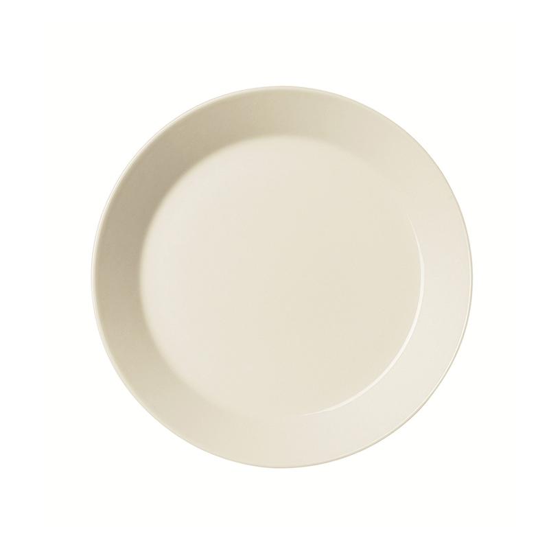 【iittala】 ティーマ プレート 21cm ホワイト