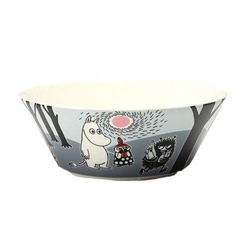 北欧 25%OFF ガラス 食器 カップ 磁器 陶器 シンプル 耐久性 食洗機 ARABIA アラビア ボール 評判 2013 デザート ボウル スープ プレゼント サラダ 15cm アドベンチャー ムーブ ムーミン